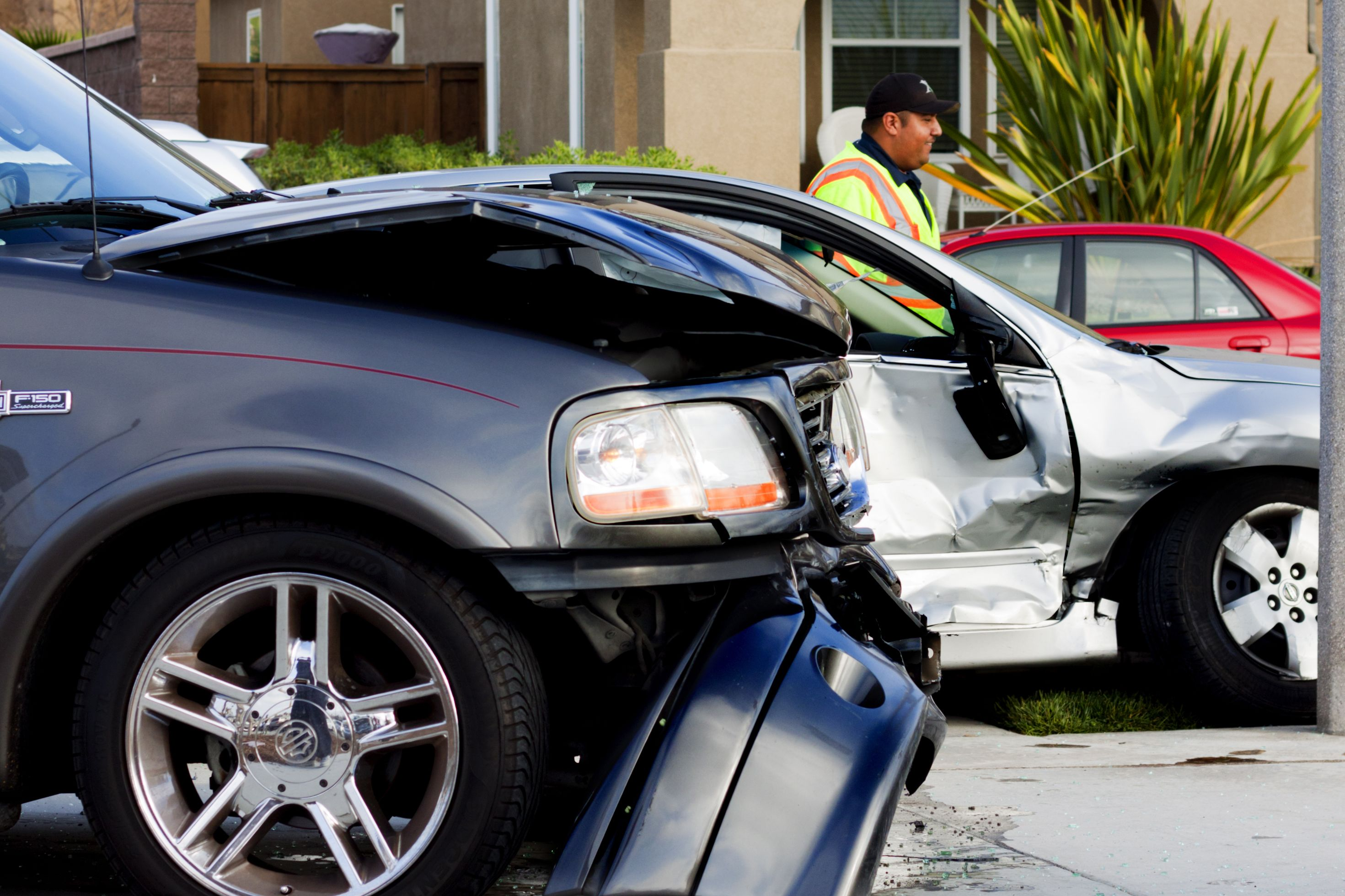 On the Job Injuries: Auto Accidents