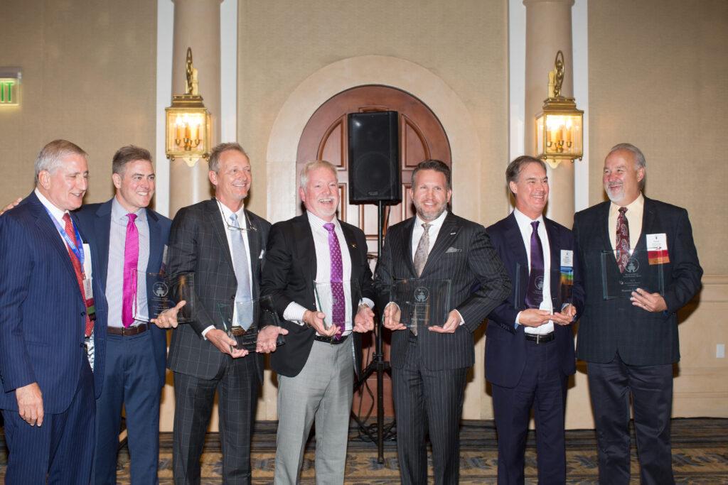 Tom Murphy wins President's Award