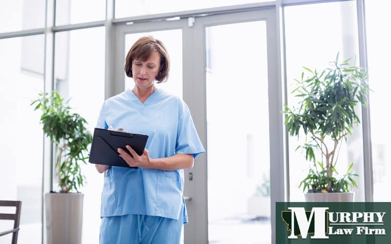 injured nurses compensation