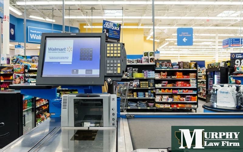 Walmart workers compensation