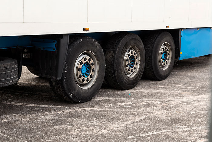Tire blowout accidents